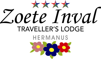 Zoete Inval | Bed & Breakfast and Backpackers in Hermanus, Cape Whale Coast